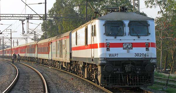 Indian Train Engines